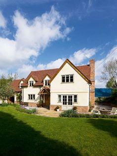 A Modern Oak Cottage