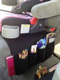 IKEA Flort as kids ride organizer