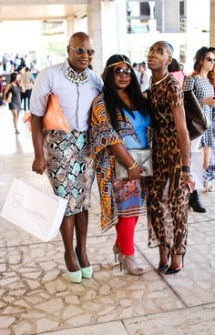 Style at New York Fashion Week, Day 1