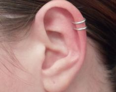 I think this would be my next peircing should I decide to get another one. Double helix ear piercing