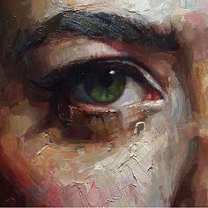 Gorgeous oil painting ✨ by @talbertart Follow @worldofartists @worldofartists