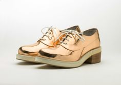 Seville Leather Lace Up Shoes - Finery London