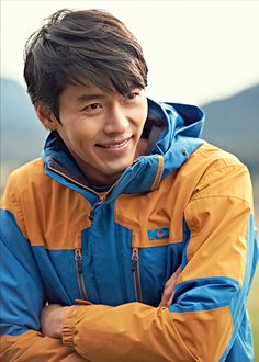 HYUN BIN FOR K2′S F/W 2013 CAMPAIGN