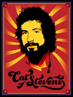 Cat Stevens, now known as Yusuf Islam