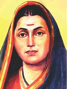 Remembering the pioneer of women education in India on her birth anniversary. She was the first female teacher in India. She fought for women's rights and opened a women's school in Reform Movement, Latest Stories, Google Doodles, Indian Paintings, Iconic Women, First World, Photo Galleries, Celebrities, Celebrity