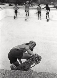 Venice's early skateboard scene during the late 70′s and early 80′s.