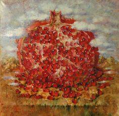 "Saatchi Art Artist Aurum Art Centre Odessa; Painting, ""The planet Purple"" #art"
