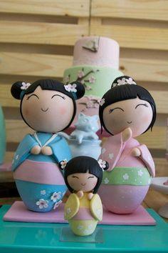 Polymer Clay Dolls, Polymer Clay Crafts, Diy Clay, Felt Crafts, Peg Doll, Handmade Crafts, Diy And Crafts, Felt Fairy, Cute Clay