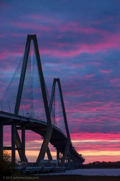 One of the scariest things I have to cross to get to one my most favorite places, Isle of Palms,South Carolina.  I pray a lot!!!