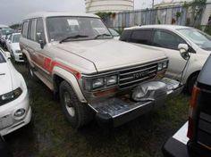 Toyota Land Cruiser HJ61