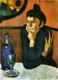 Absinto Drink  de Picasso