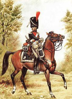 granadero a caballo Grande Armee