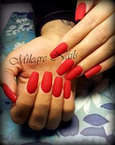 70+ Trendy Matte Nail Designs That Fit Every Woman's Taste