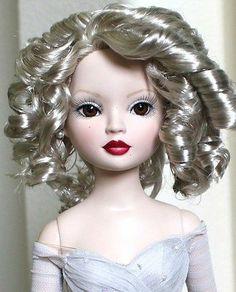 New OOAK Ellowyne Wilde Grand Despair Too Repaint Doll with Brown Eyes | eBay