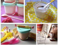 Suite aux photos que je poste au gré de mes essais sur instagram, vous avez été nombreux à me demander les recettes de nos yaourts maison, faits avec la Multidélices de Seb. Alors même si je n'ai rien inventé (tout vient du web) et juste fait quelques...