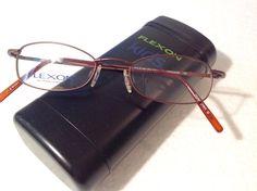 8b2c0a98119 Marchon Flexon eyeglasses Mocha Frames! Flexible Titanium Eyewear optical   Flexon  eyeglasses  glasses  basketball  goodbyeMODEST  DemDebate   LamarOdom