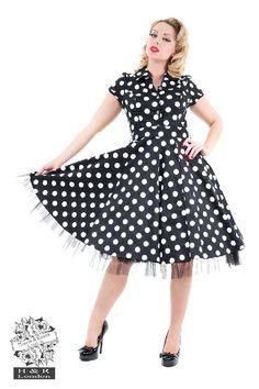 024a50244e03 Rockabilly tøj - køb dit 50´er retro tøj her! Swingkjoler og vintage tøj