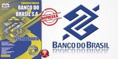 Saiba Mais -  Apostila Banco do Brasil Escriturário 2015 em PDF e Impressa  #apostilas