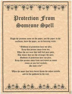 Spirit Banishing Spell, Book of Shadows Page, BOS Pages, Real Witchcraft Spell Witchcraft Spells For Beginners, Magick Spells, Wicca Witchcraft, Healing Spells, Wiccan Protection Spells, Spell For Protection, Hoodoo Spells, Curse Spells, Book Of Shadows