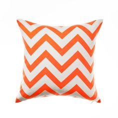 Mercer + Reid Electric Neon Orange - Soft Furnishings Cushions - Adairs Online