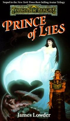 """""""Prince of Lies (Forgotten Realms)"""" by James Lowder"""