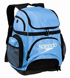Triathlon transition bag: Speedo Large Pro Backpack at SwimOutlet.com - Free Shipping