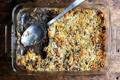 Baked Quinoa with Roasted Butternut Squash & Gruyère recipe on Food52