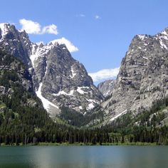 Check out this slideshow Rock Jumping in Grand Teton National Park in this list A Weekend in Jackson, Wyoming