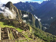 Machu Picchu é considerada uma das sete maravilhas do mundo e atrai muitos curiosos e exploradores. ... - Shutterstock