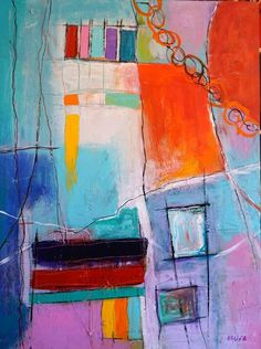"Saatchi Art Artist HALINA GRZYB; Painting, ""Tranquility"" #art"
