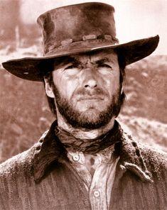 Clint Eastwood - uncanny resemblance to Hugh Jackman.