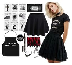 """""""Have you ever wanted to disappear?"""" by flami-mcr ❤ liked on Polyvore featuring Motel, Minga, WithChic and Smith & Cult"""