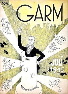 Tove Jansson's work at satire magazine Garm - Moomin Tove Jansson, Children's Book Illustration, Illustrations, Museum Exhibition, Satire, Food Pictures, Childrens Books, Vintage World Maps, Sketches