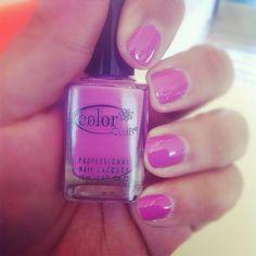 Color club nail polish!