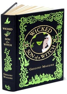 BARNES & NOBLE | Wicked/Son of a Witch (Barnes & Noble Leatherbound Classics) by Gregory Maguire, Barnes & Noble | Hardcover