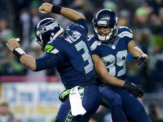 Seattle Seahawks = my fav football team