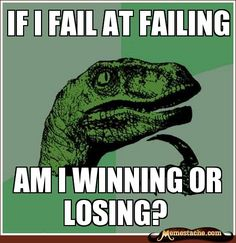 Philosoraptor really does pose some good questions.