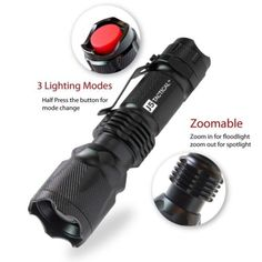 Purposeful Linternas Lanterna Flash Light Lamp Torche Camping Outdoor Lamp Built-in Magnet Hook 37 Powerful Led Flashlight Torch Work Choice Materials Led Lighting