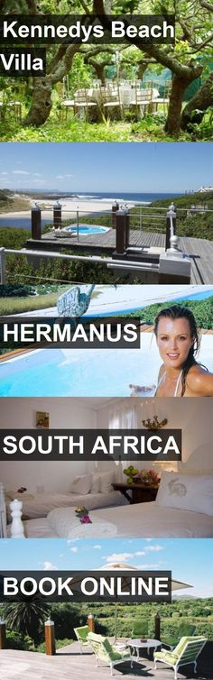 Hotel Kennedys Beach Villa in Hermanus, South Africa. For more information, photos, reviews and best prices please follow the link. #SouthAfrica #Hermanus #travel #vacation #hotel