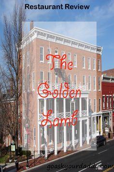 The Golden Lamb: Restauraunt Review