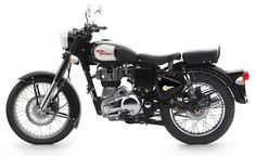 Royal Enfield Bullet Classic Black 350cc