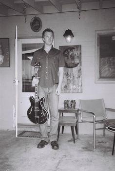 Josh Homme at Rancho de la Luna