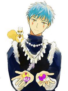 my cute shin ah...