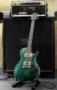 green les paul gear