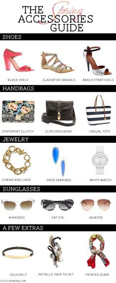 The Spring Accessories Guide  STYLE'N,  Go To www.likegossip.com to get more Gossip News!