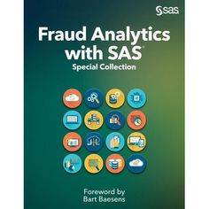 Fraud Analytics with Sas: Special Collection (Paperback) Sas Analytics, Sas Software, Sas Institute, Money Laundering, Investigations, Book Format, Walmart, Tech, Writing