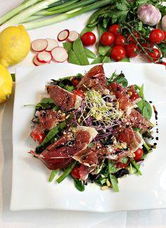 The Gourmet Market Salad Cobb Salad, Tapas, Vegetables, Food, Gourmet, Essen, Vegetable Recipes, Meals, Yemek