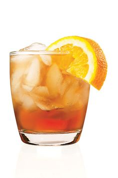 Brandy Snapper - This lightly floral, honey-sweetened drink comes from Frank Newman's 1907 book, American Bar.