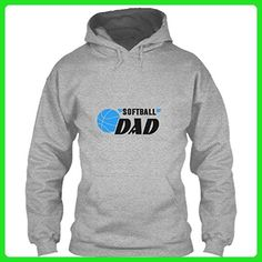 I Love Being A Softball Dad T Shirt, Sporty Papa Shirt, Father's Day Shirt Hoodie (S,Sport Grey) - Relatives and family shirts (*Amazon Partner-Link)