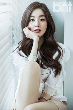SECRET member Sunhwa in International bnt